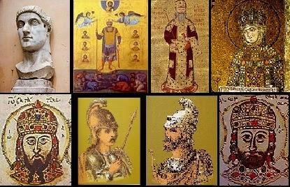 Οι Αυτοκράτορες από τον Κωνσταντίνο Η' μέχρι το 1453 – Περί της καταγωγής των Βυζαντινών Αυτοκρατόρων
