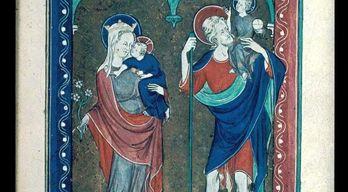 Η τάξη του κόσμου και ο Άγιος Χριστόφορος ο κυνοκέφαλος