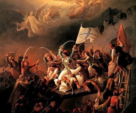 1821 – Αναψηλαφώντας μια προδομένη Επανάσταση