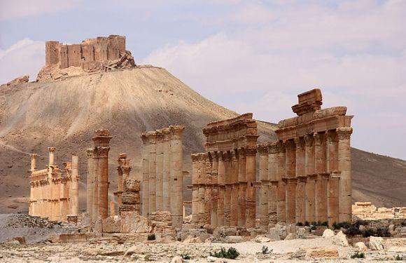 Η ελληνική Μέση Ανατολή: Παλαιστίνη και Συρία