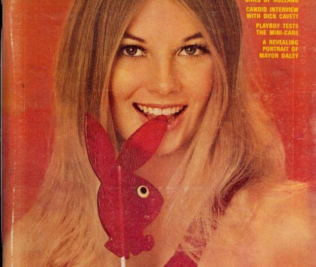 In Playboy Magazine March 1971