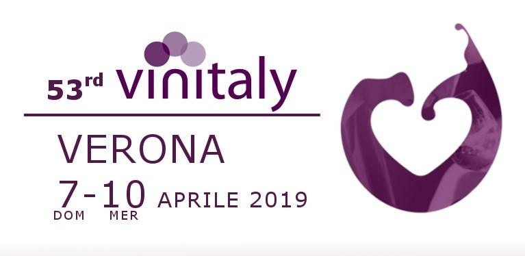 VINITALY 2019 VERONA 7-10 APRILE