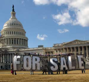 Regulations and politicians, not free markets, make it easier for corporations to dominate