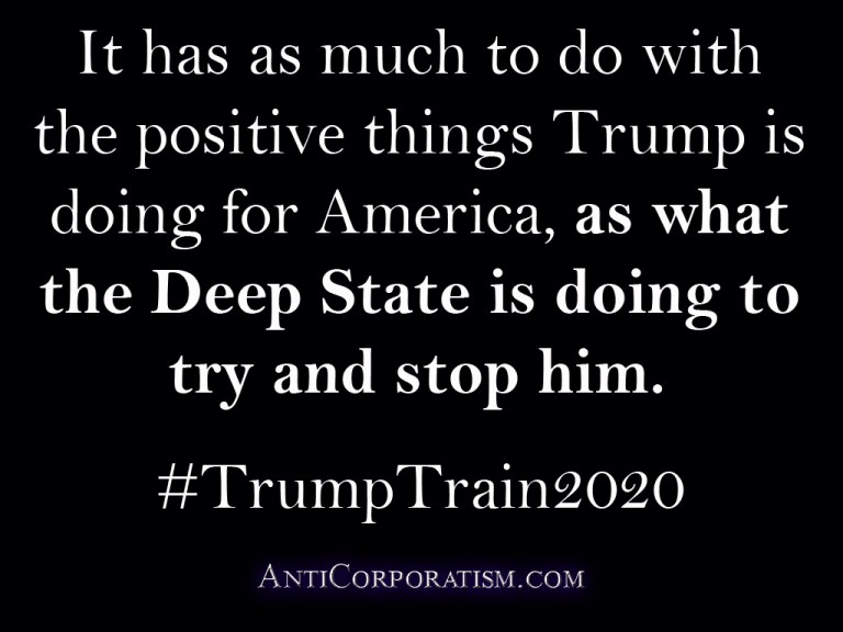 Election 2020 Deep State