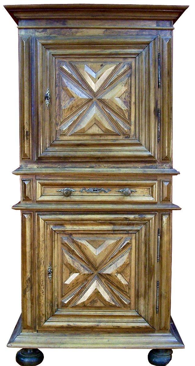 Homme Debout Poque Louis XIII XVIIe Sicle N58118