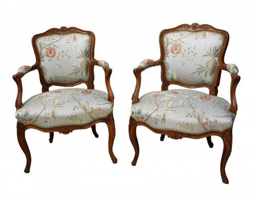 18th century fauteuil bergere