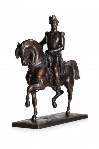 le duc d orleans antoine louis barye 1795 1875