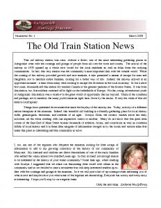 2009 03 newsletter