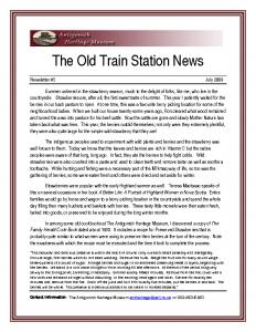 2009 07 newsletter