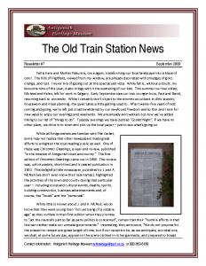 2009 09 newsletter
