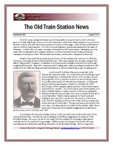 2010 08 newsletter