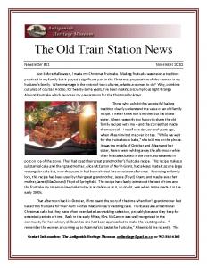 2010 11 newsletter
