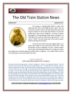 2011 09 newsletter