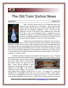2011 12 newsletter