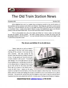 2012 10 newsletter