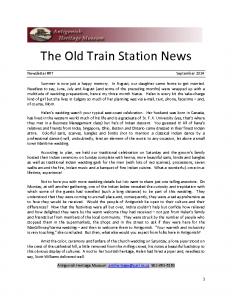 2014 09 newsletter