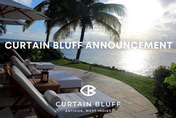 curtain bluff 2021 closure dates