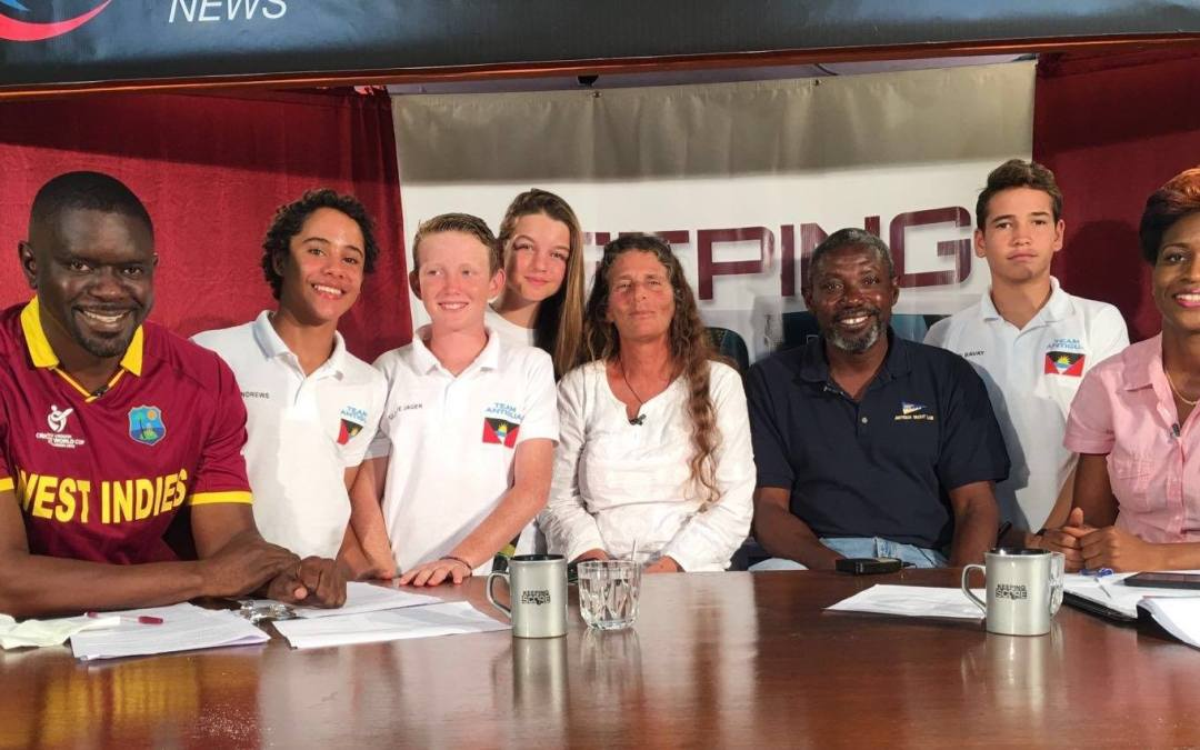 Antiguan Youth Sailors Compete in International Events