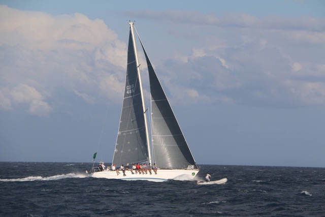 Round the Island Race – results