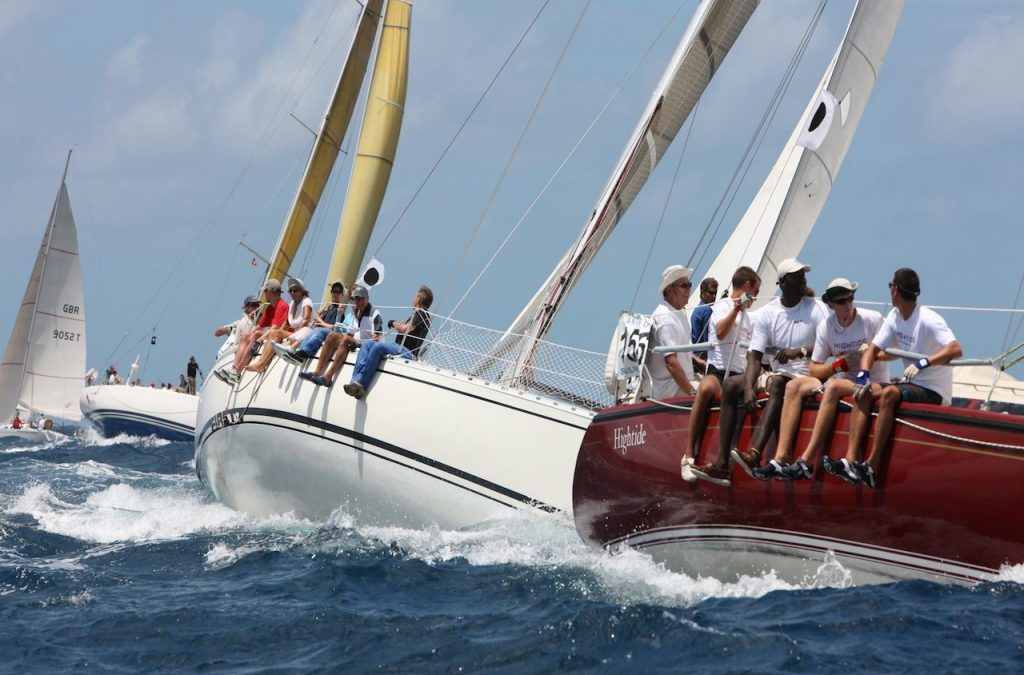 Guadeloupe to Antigua Race cancelled