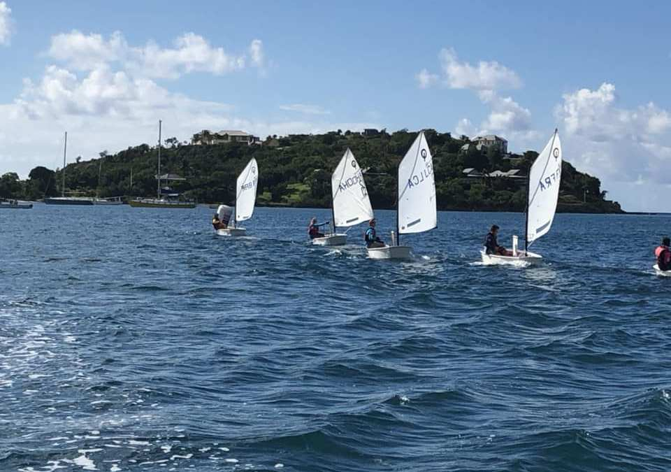 Mini Regatta and Bart Bash September 15th Results
