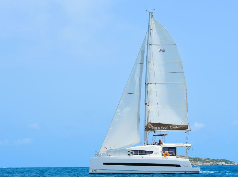 We've Partnered with Dream Yacht Charter