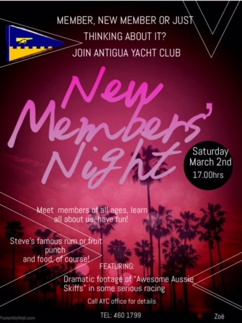 Members Night: Repost