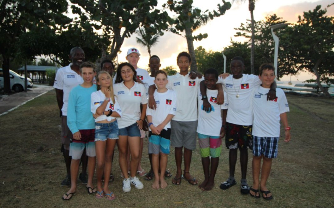 AYC Junior Sailors travel to Martinique for Schoelcher International Sailing Week