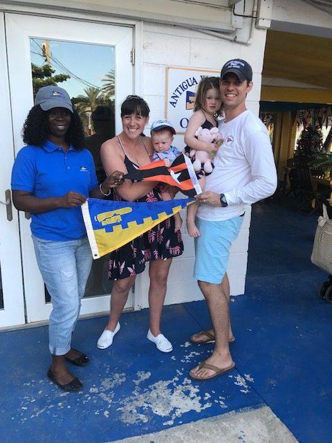 Burgee Exchange with Balboa Yacht Club