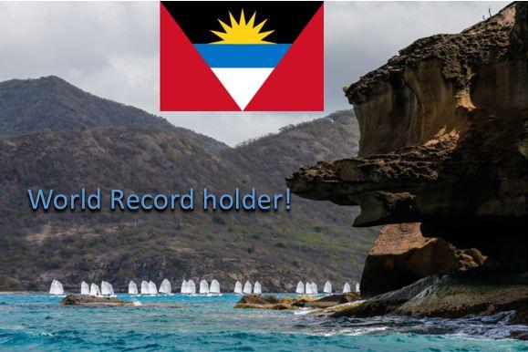 Antigua Become World Record Holders