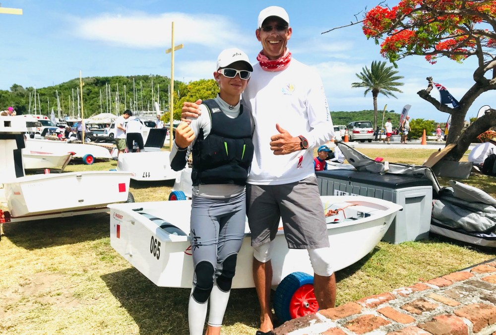 Team Malta victorious on first day of racing