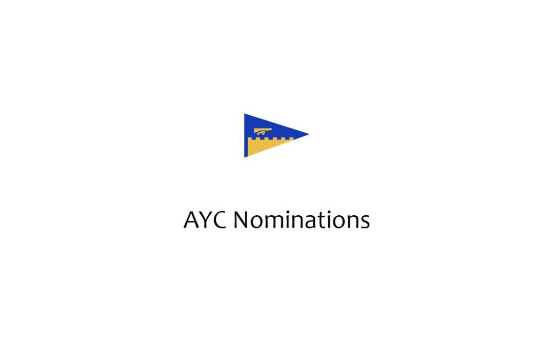 AYC Nominations for Election – Tuesday 26th November 2019