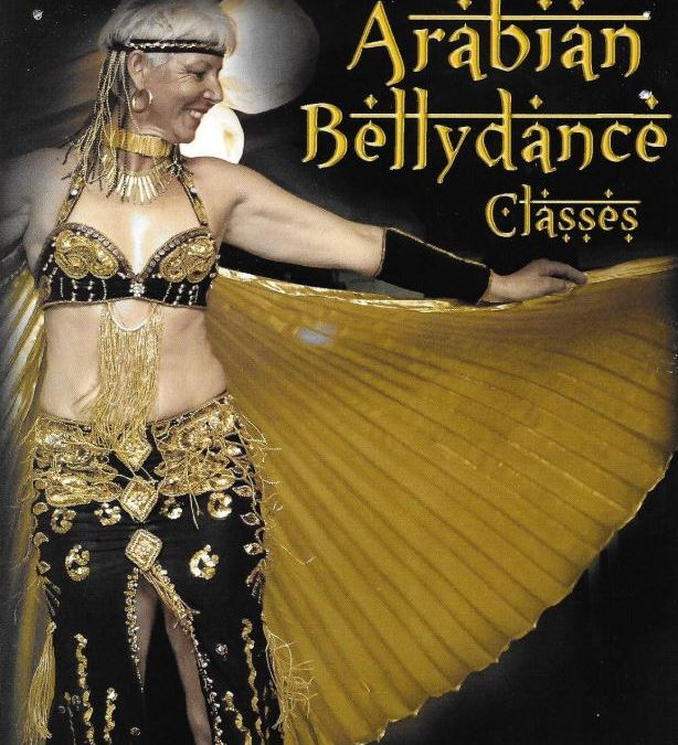 Arabian Belly Dance Classes at AYC!