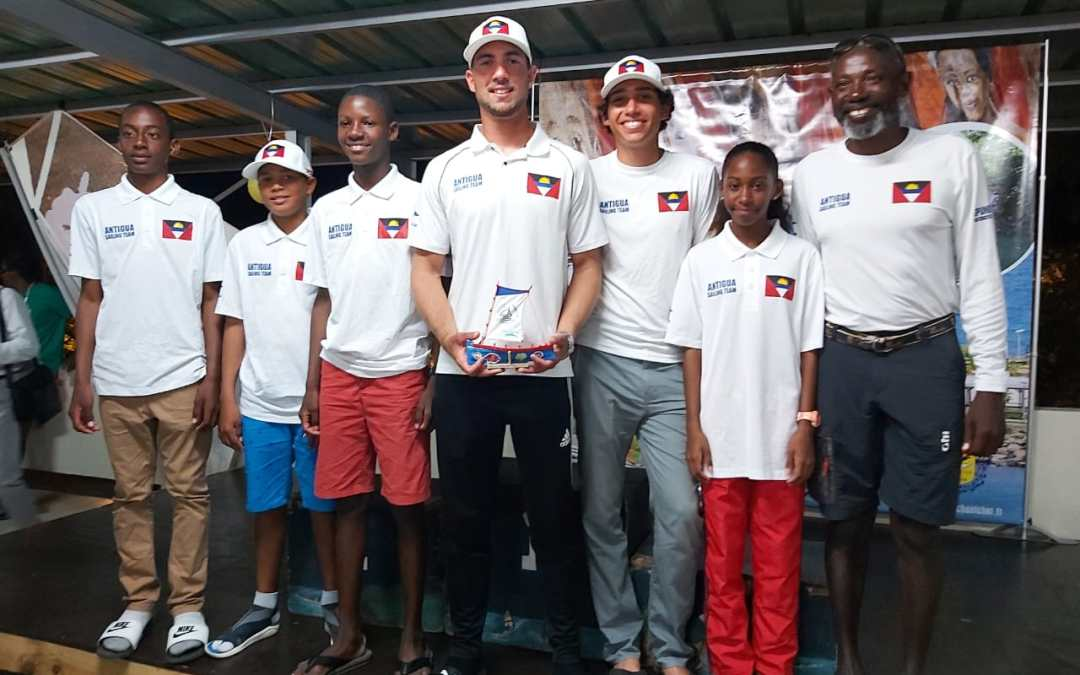 Daniel Smit excels at the Schoelcher 30th International Sailing Week in Martinique