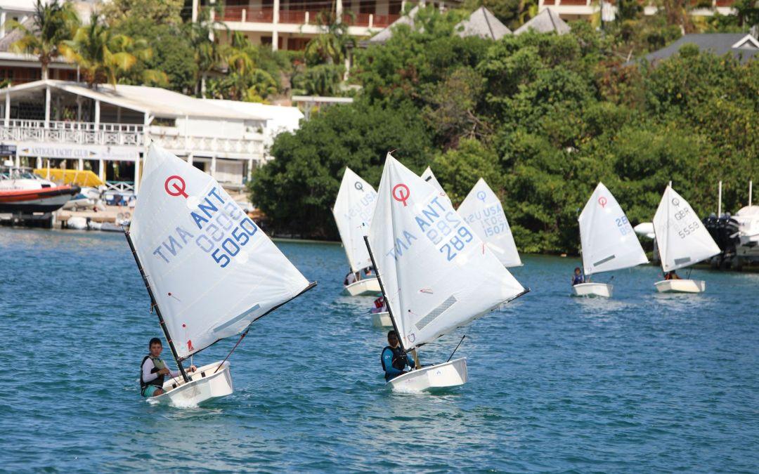 June's Sailing Program schedule