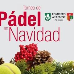 XVI Torneo de Pádel Peñalba Alumni 2018