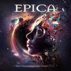 Epica - The Holographic Principle - Artwork
