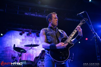 Trivium || Playstation Theater, NYC 05.03.16