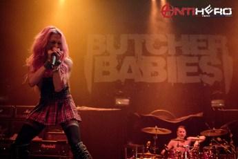 Butcher Babies - Heidi Shepherd & Chrissy Warner