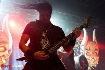 Trivium || Starland Ballroom, Sayreville NJ 09.23.15