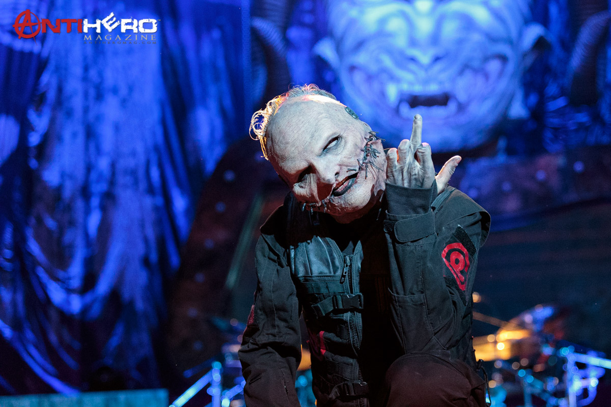 Concert Photos SLIPKNOT Antihero Magazine