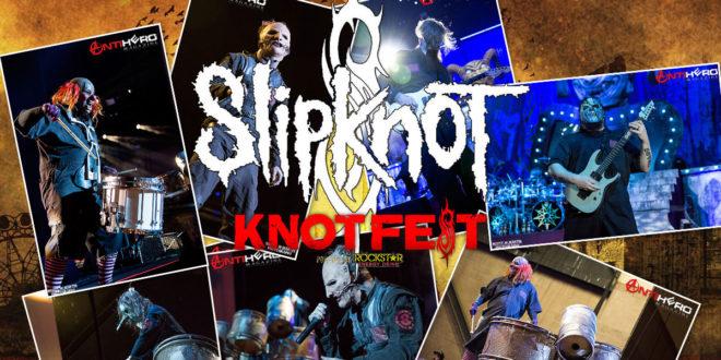 Knotfest 2015 SLIPKNOT Antihero Magazine