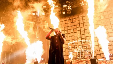 Disturbed || Nikon at Jones Beach 07.30.16