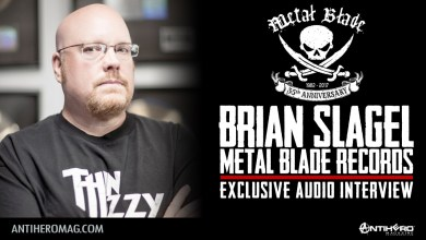 Brian Slagel - Metal Blade Records