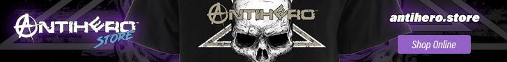 Antihero Store 728x90