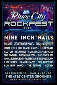 Bud Light River City Rockfest