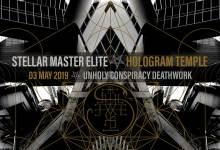 Stellar Master Elite – Hologram Temple