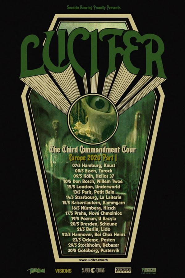 Lucifer Tour