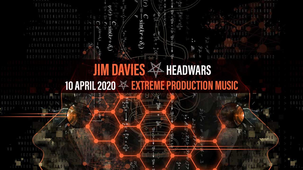 JIM DAVIES HEADWARS