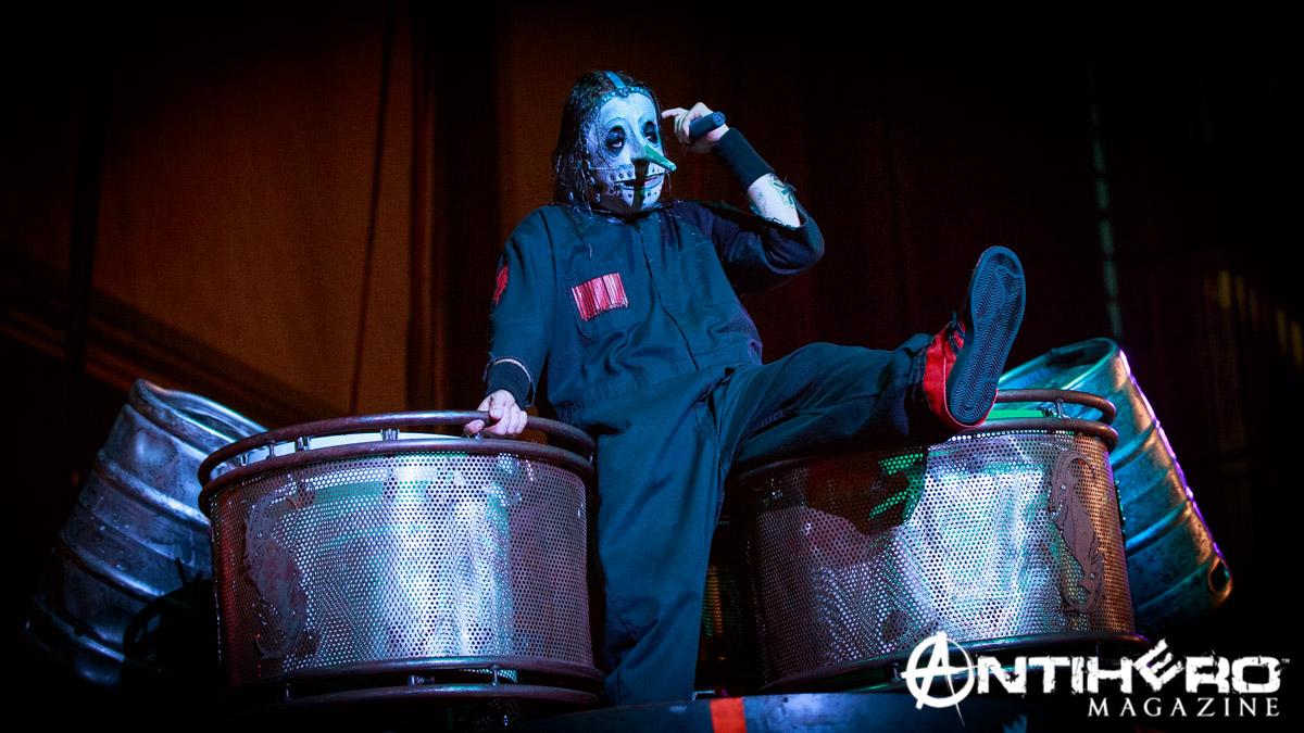 Concert Photos SLIPKNOT At Chicago Open Air 2016